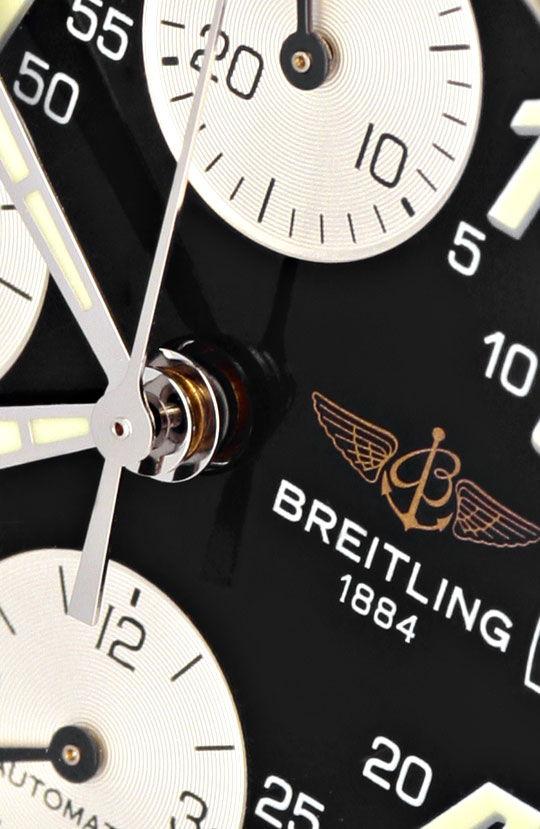 Foto 3, Breitling Chrono Colt Automatikuhr Certifie Chromometre, U1606