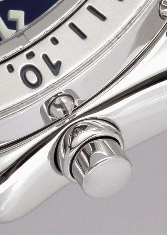Foto 4, Breitling Chrono Colt Automatikuhr Certifie Chromometre, U1606