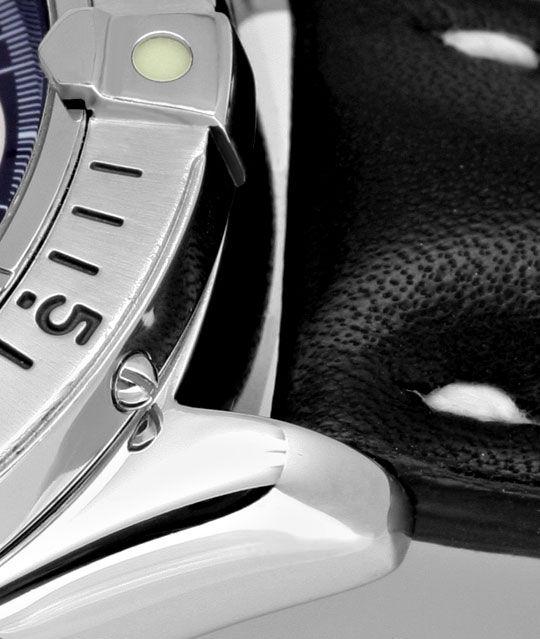 Foto 5, Breitling Chrono Colt Automatikuhr Certifie Chromometre, U1606