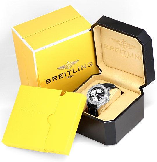 Foto 8, Breitling Chrono Colt Automatikuhr Certifie Chromometre, U1606
