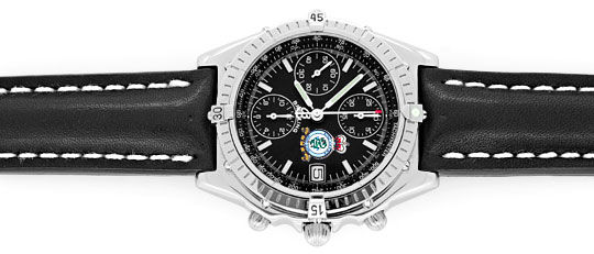 Foto 1 - Breitling Windrider Chronomat Royal Air Force Hongkong!, U1618