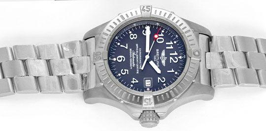 Foto 1, Breitling Aeromarine Avenger Seawolf Profi, Chronometer, U1647