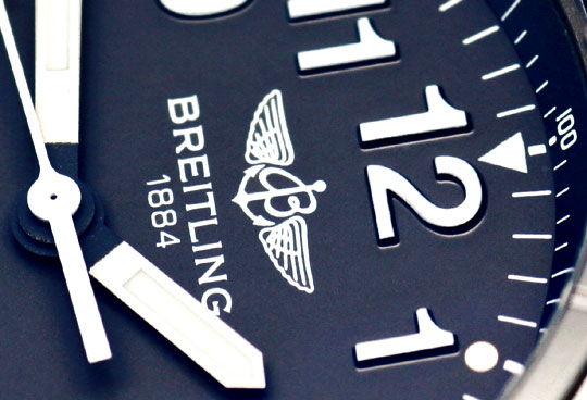 Foto 3, Breitling Aeromarine Avenger Seawolf Profi, Chronometer, U1647