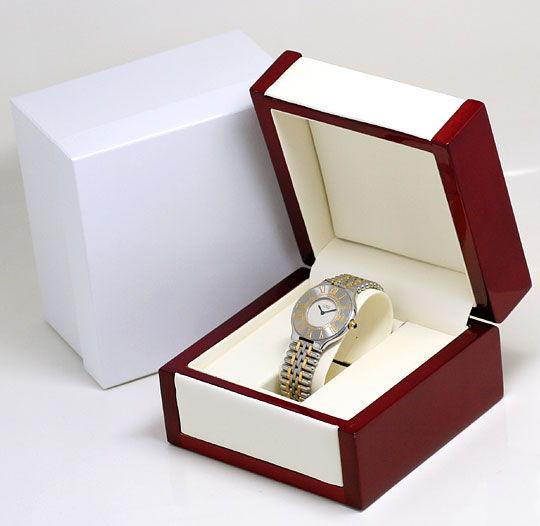 Foto 5, Cartier Montre 21 Must de Cartier Herren Armbanduhr STG, U1652