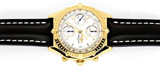 Foto 1, Breitling Windrider Chronomat Gold Limitiert Neuzustand, U1653