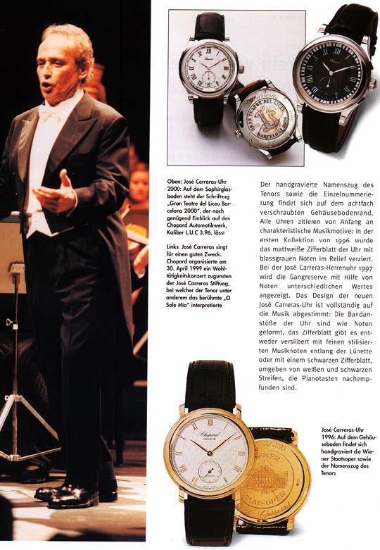 Foto 8, 1.Carreras Chopard Herren Armbanduhr Automatik Gelbgold, U1662