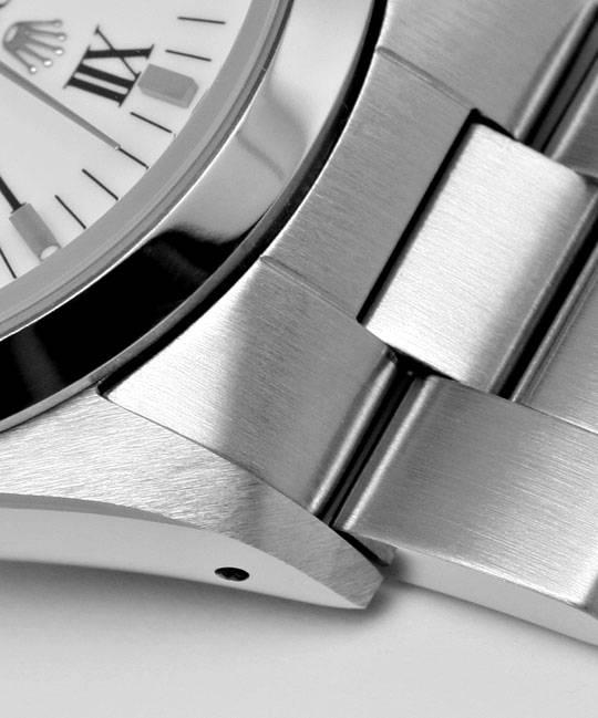 Foto 4, Rolex Date Oyster Perpetual Herrenarmbanduhr Ungetragen, U1677