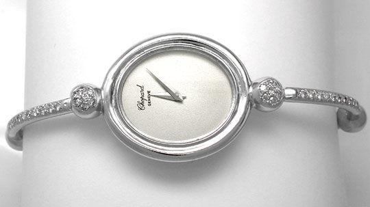 Foto 1, Original Da Chopard Diamanten Weissgold Shop! Portofrei, U1749
