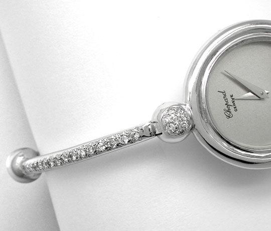 Foto 3, Original Da Chopard Diamanten Weissgold Shop! Portofrei, U1749