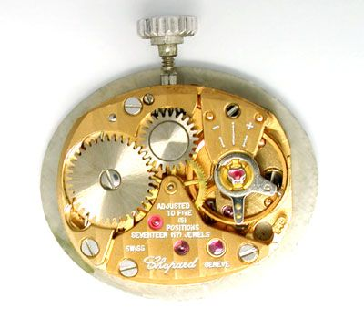 Foto 6, Original Da Chopard Diamanten Weissgold Shop! Portofrei, U1749