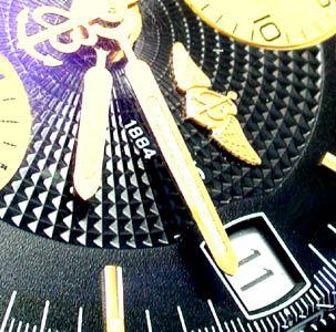 Foto 3, Orig. Breitling Chronomat St/G Shop! Neuzust. Portofrei, U1790
