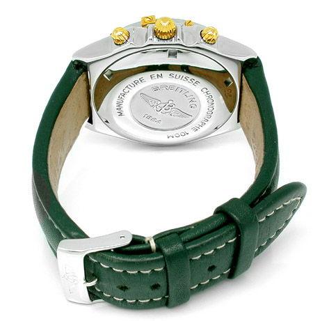 Foto 2, Orig.Hr Breitling Chronomat St/G Shop! Neuz.! Portofrei, U1804