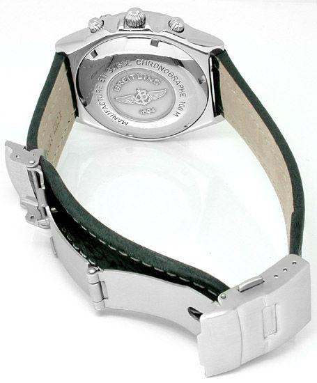 Foto 3, Hr Breitling Chronomat ST Shop! Fast Neuzust. Portofrei, U1806