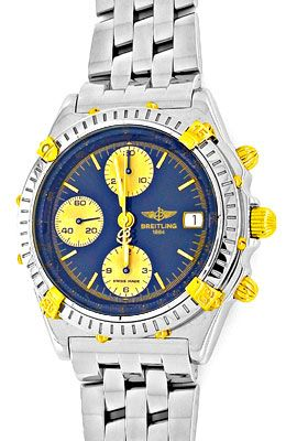 Foto 1, Orig.Breitling-Chronomat STG Pilot Shop! Neuz Portofrei, U1847