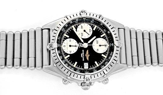 Foto 1, Breitling Chronomat Stahl Herren Automatik Topuhr F.Neu, U1854
