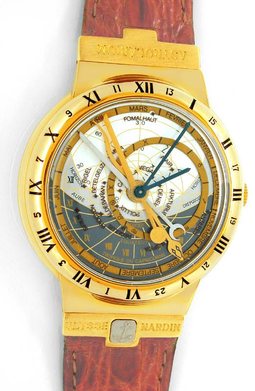 Foto 1, Ulysse Nardin Astrolabium Galileo Gal. Topuhr Portofrei, U1859