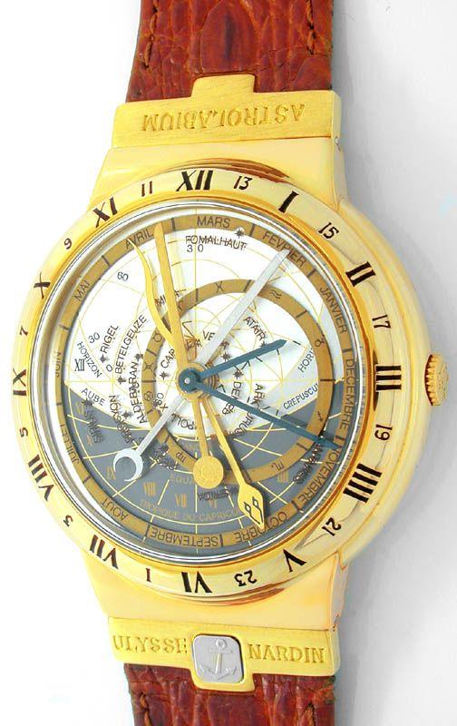 Foto 2, Ulysse Nardin Astrolabium Galileo Gal. Topuhr Portofrei, U1859
