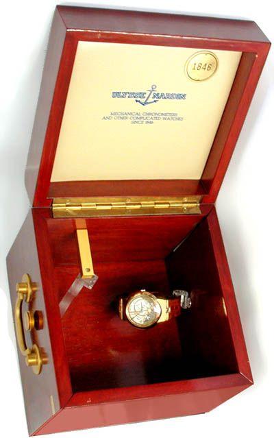 Foto 6, Ulysse Nardin Astrolabium Galileo Gal. Topuhr Portofrei, U1859
