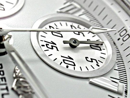 Foto 3, Breitling Chronomat, ST Chronograph Chronometer! Topuhr, U1909