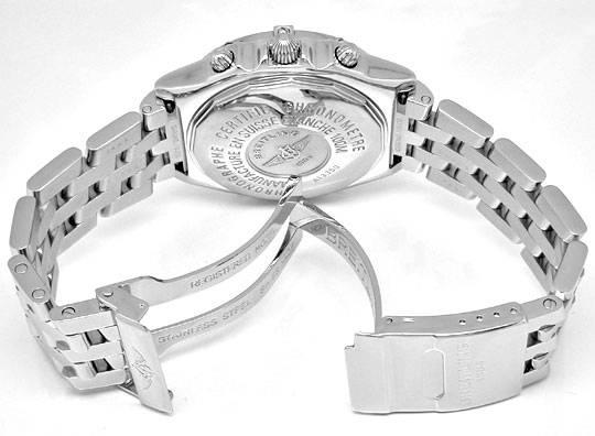 Foto 4, Breitling Chronomat, ST Chronograph Chronometer! Topuhr, U1909