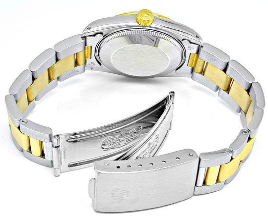 Foto 4, Rolex Oyster Perpetual, Medium, Stahlgold Topuhr Neuz.!, U1919