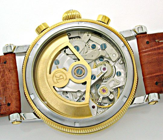 Foto 5, Chronoswiss STG Chronometer Chronograph Topuhr F.Neuz.!, U1927