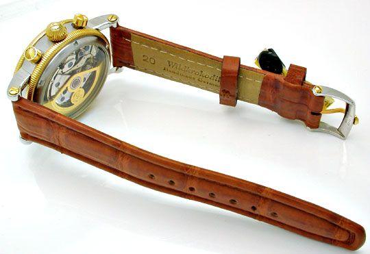 Foto 8, Chronoswiss STG Chronometer Chronograph Topuhr F.Neuz.!, U1927