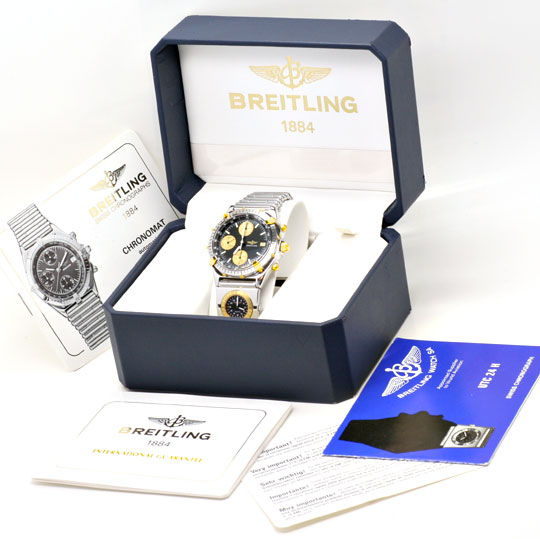 Foto 5, Breitling Chronomat, Windrider, Rouleaux UTC STG Topuhr, U1936
