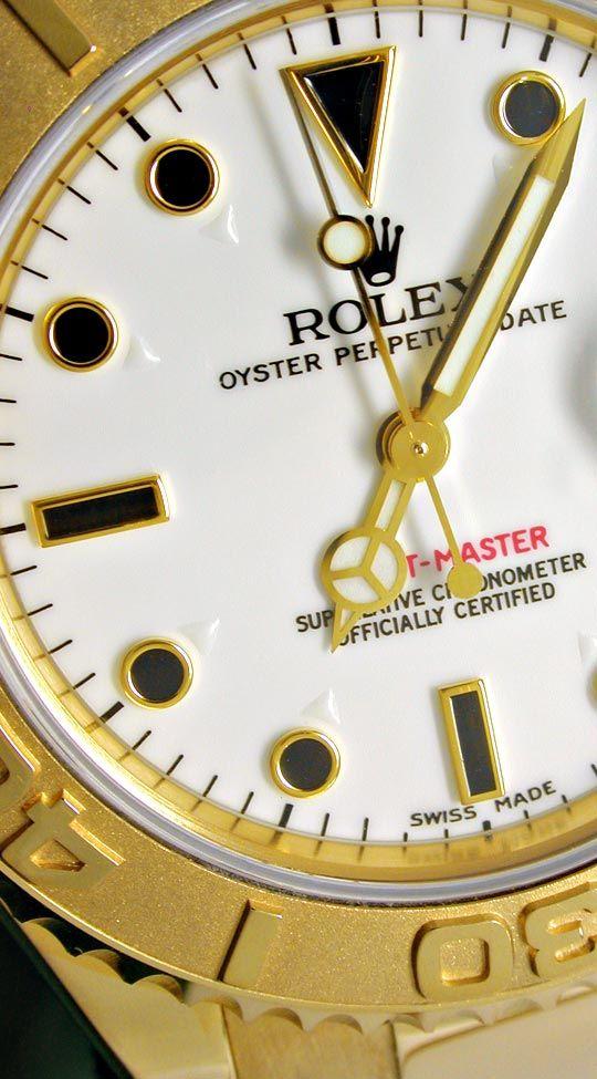 Foto 4, Ungetragene!! Rolex Yachtmaster Medium Gelbgold Geprüft, U1953