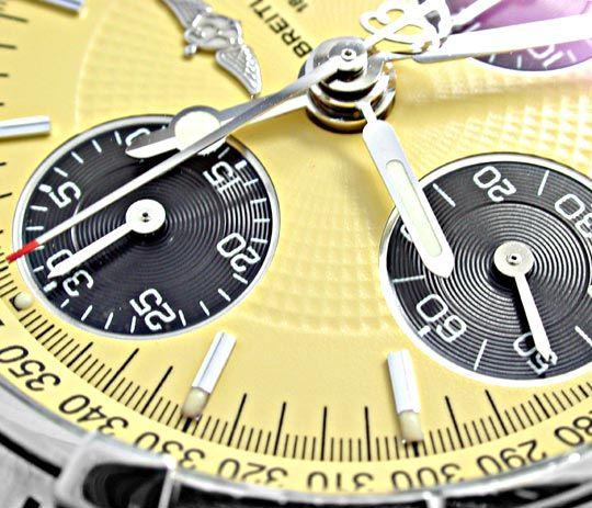 Foto 3, Breitling Chronomat Longitude Automatik Topuhr 1A-Neuz., U1987