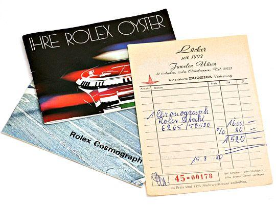 Foto 9, Rolex Oyster Cosmograph Daytona Chronograph, 6265, 1978, U2021