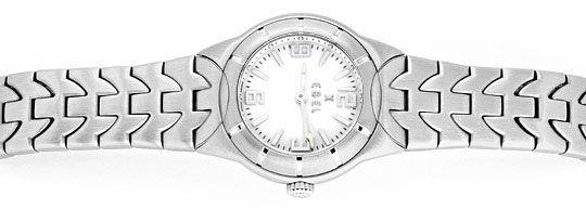 Foto 1, Ebel Uhr Mini E Type Etype Edelstahl Armband Ungetragen, U2025