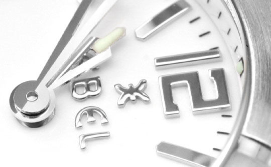 Foto 3, Ebel Uhr Mini E Type Etype Edelstahl Armband Ungetragen, U2025