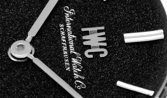 Foto 3, IWC International Watch Corporation Herrenuhr Weissgold, U2048
