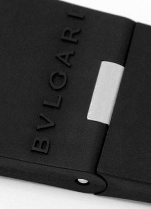 Foto 4, Bulgari Bvlgari Diagono Aluminium Kautschuk, Medium Uhr, U2059
