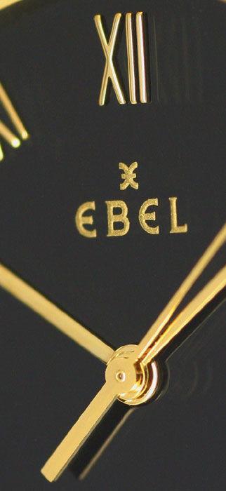 Foto 3, Ebel Sport Classic Wellen Armband Senior Uhr Stahl Gold, U2086