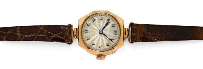 Foto 1, Rolex Vintage Damenuhr Gold Top Zustand Sammler Rarität, U2094