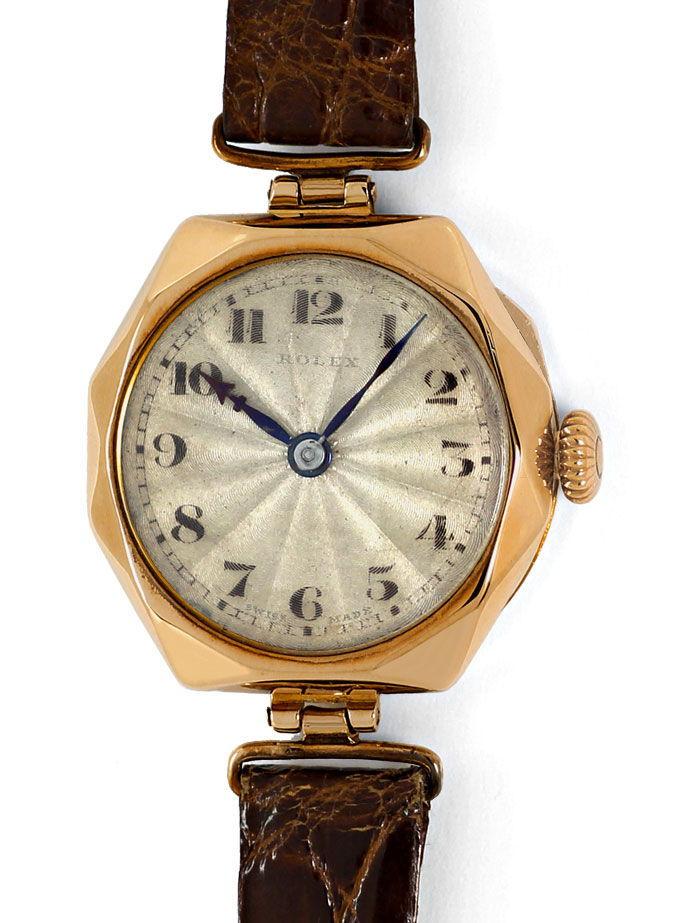 Foto 2, Rolex Vintage Damenuhr Gold Top Zustand Sammler Rarität, U2094