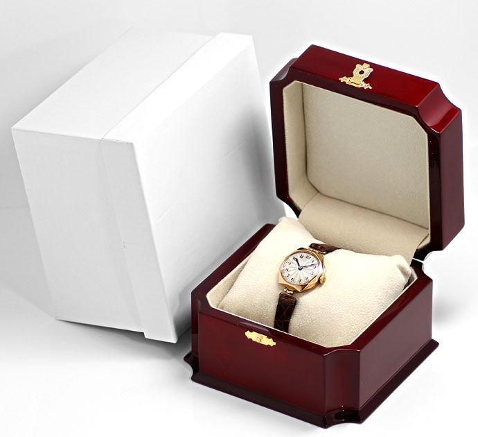 Foto 5, Rolex Vintage Damenuhr Gold Top Zustand Sammler Rarität, U2094