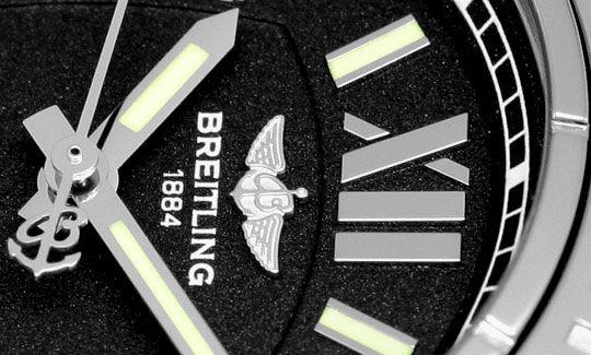 Foto 3, Breitling Cockpit Lady Damen Chronometer Fastneuzustand, U2111