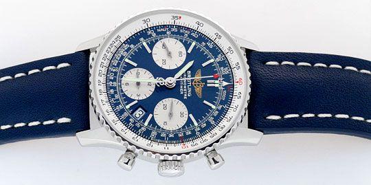 Foto 1, Breitling Navitimer Chronograph Chronometer, Ungetragen, U2125