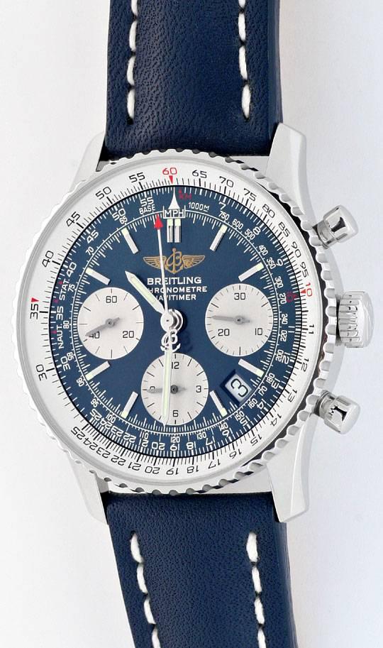 Foto 2, Breitling Navitimer Chronograph Chronometer, Ungetragen, U2125