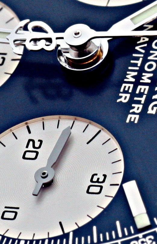 Foto 3, Breitling Navitimer Chronograph Chronometer, Ungetragen, U2125