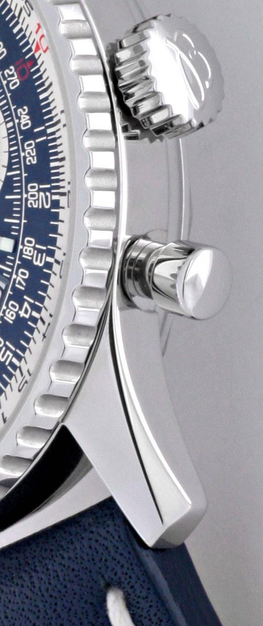 Foto 5, Breitling Navitimer Chronograph Chronometer, Ungetragen, U2125