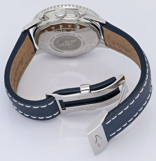 Foto 6, Breitling Navitimer Chronograph Chronometer, Ungetragen, U2125