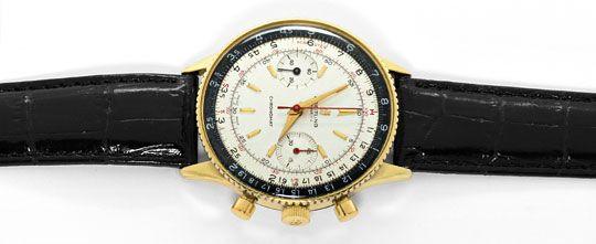 Foto 1 - Sammlerrarität Breitling Chronomat 217012 808 Stahlgold, U2164