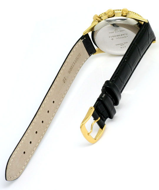 Foto 3, Sammlerrarität Breitling Chronomat 217012 808 Stahlgold, U2164