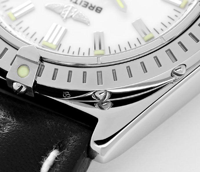 Foto 4 - Breitling Wings Chronometer Automatik Neuzustand, Stahl, U2167