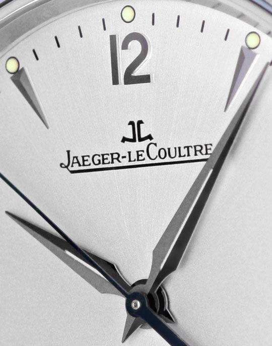 Foto 3, Jaeger Le Coultre Master Control Herren Stahl Automatik, U2169