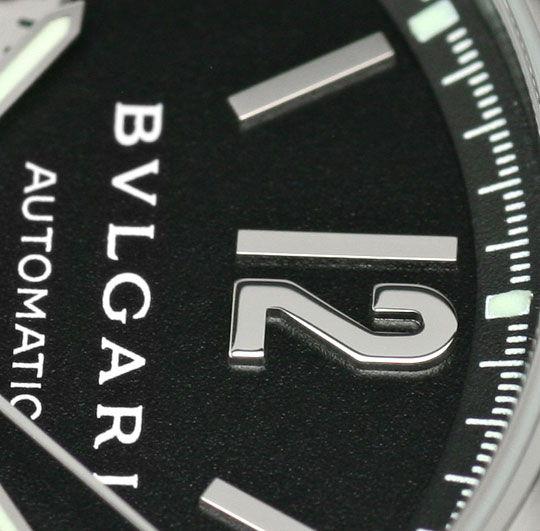 Foto 4, Bulgari Diagono Professional Terra Chrono Automatik Uhr, U2194